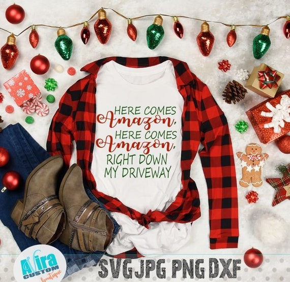 Png Silhouette Jpg Driveway Cricut Dxf My Shirt For Comes Amazon Cut Christmas File Right Down Funny Here Svg N8OkXn0wP