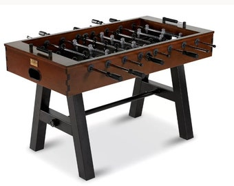 Foosball Table Etsy - Custom foosball table