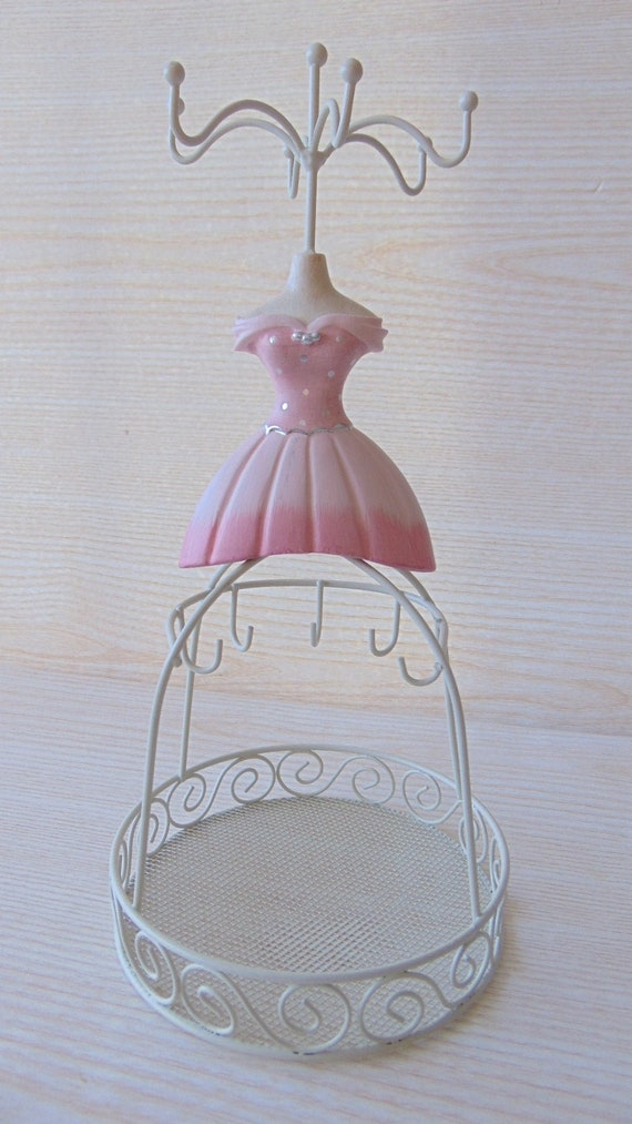 Jewellery display stand, Jewelry holder mannequin,