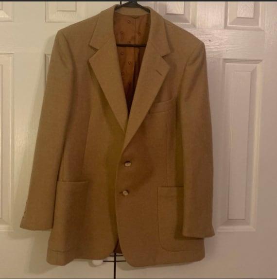Vintage Christian Dior Blazer Wool Blazer Jacket 4