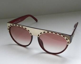 40639dd1157d0e Christian Dior zonnebril uit de jaren 80