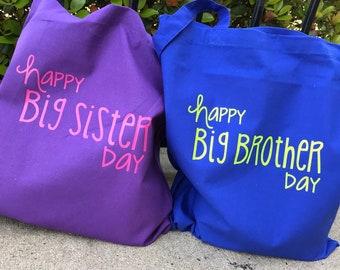 Hospital Tote Bag Big Brother Bags Big Brother Hospital Tote Bag Totes Big Brother Hospital Bag Big Brother Kids Tote Bags Tote Bags