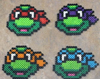 Ninja Turtles Coaster Set