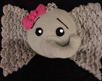 Josefina/Jeffery Elephant Pillow