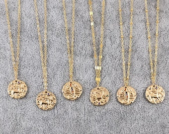RTS Zodiac Necklaces