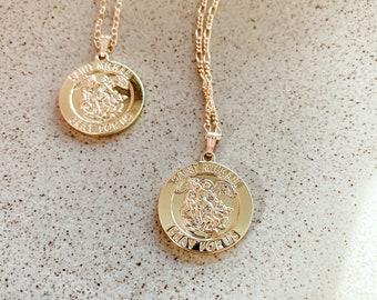 St Michael Medallion