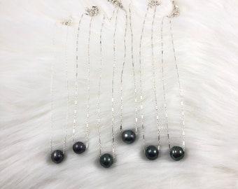 Tahitian Pearl Silver