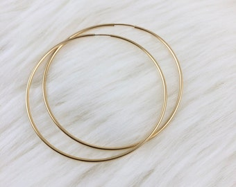 XL Timeless Hoops