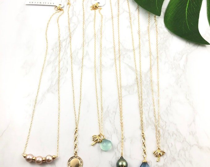 RTS Basic Necklaces