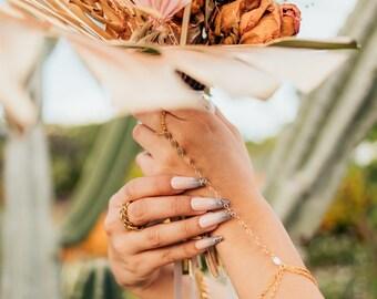 Astrid Hand Chain
