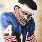 Chicago Bears Walter Payton DIGITAL