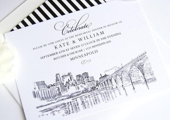Dinner Invitation Cards Wpart Co