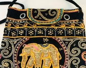 Indian Embroidered Kalaga Elephant Should Bag
