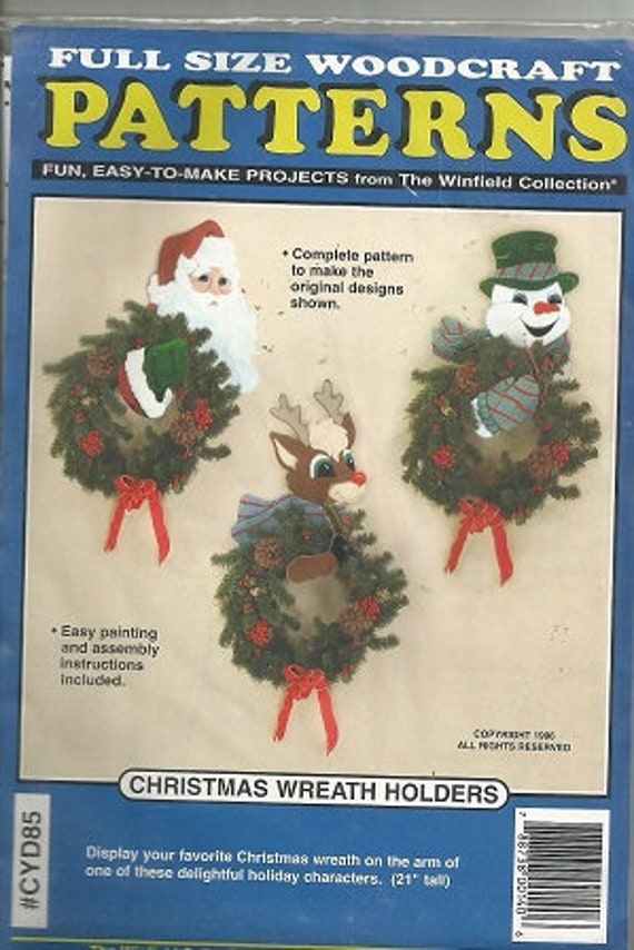 Snow-fun Penguins Christmas Yard Art Woodworking Plans by Sherwood Creations