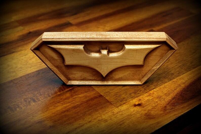 Miniature Bat Emblem 52 image 0
