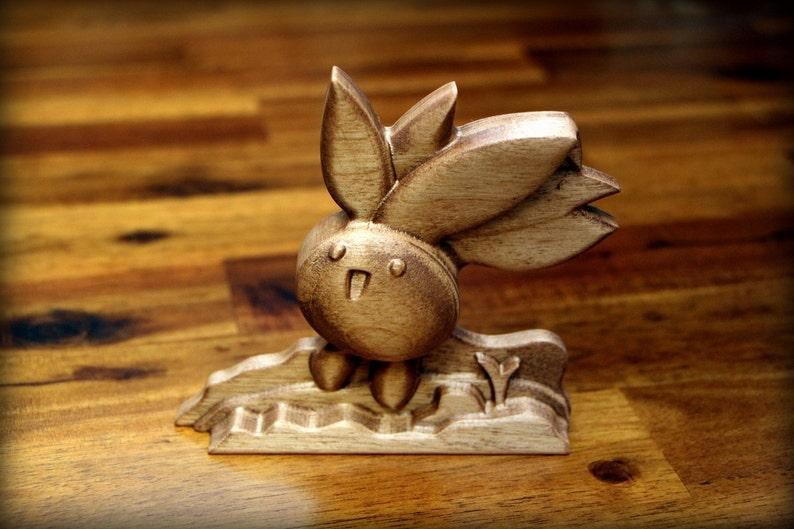 Hardwood Oddish figurine image 0