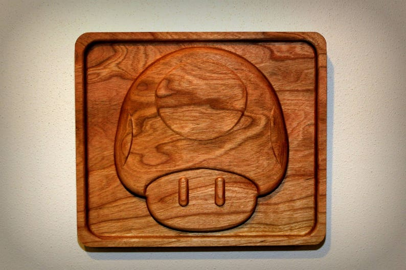 Hardwood Level Up Mushroom 8 image 0