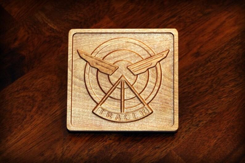 Hardwood Tracer Emblem 5 image 0