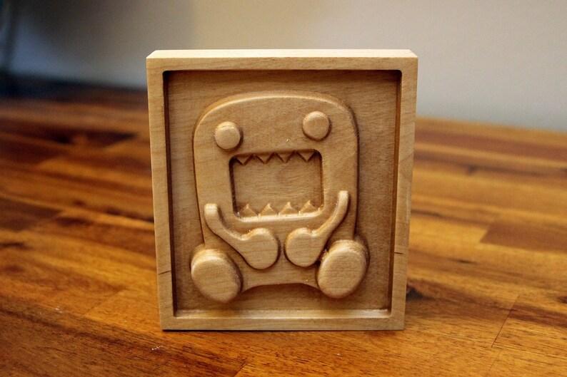 Wooden Framed Domo 4 image 0