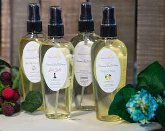 Dry Oil Body Spray - PICK YOUR SCENT