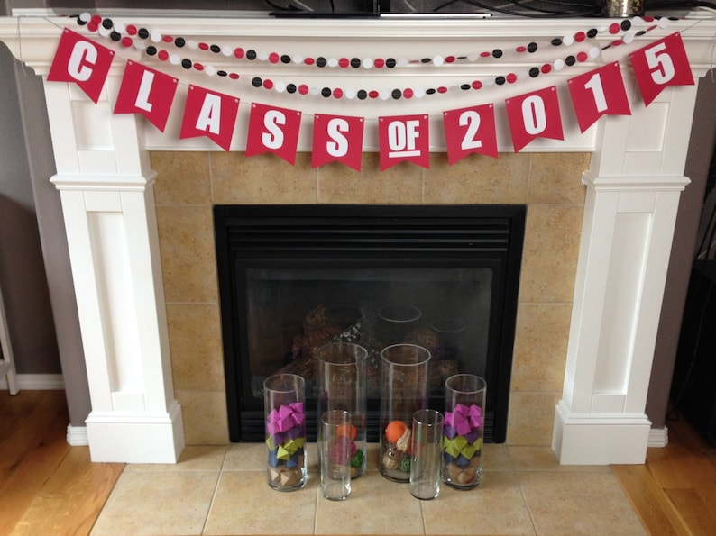 Class Of 2019 Custom Banner Grad Party Decorations Etsy