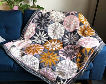 Marguerite Crochet Blanket 4d0d18c0e