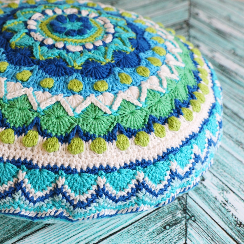 Marrakech Crochet Pattern Pack Granny Square Pattern Etsy