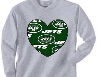 11bf10c54 Long Sleeved New York Jets Shirt