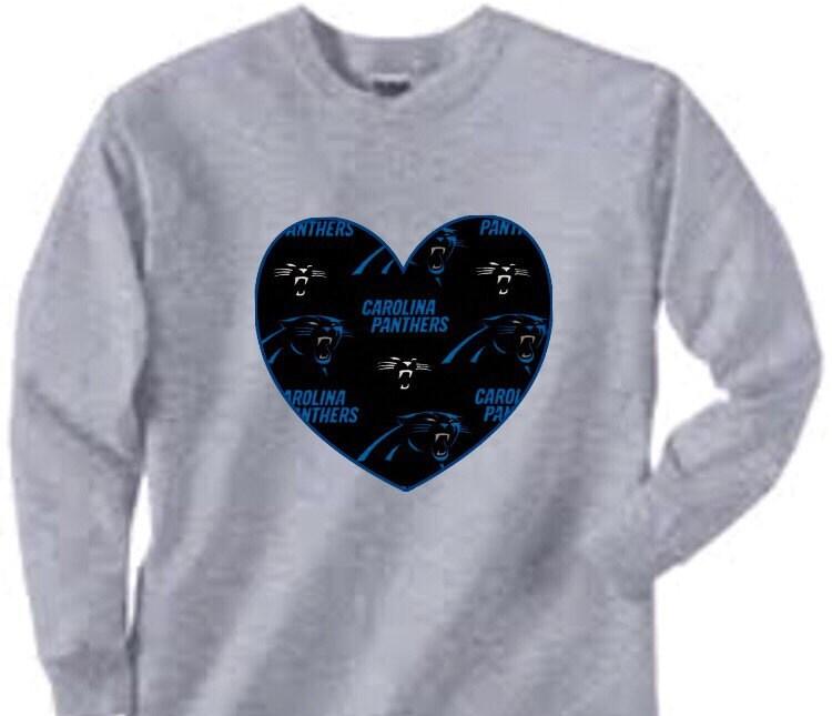 Carolina Panthers Shirt Carolina Panthers Carolina | Etsy