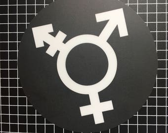 Transgender Sticker