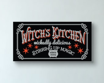 Witch Decorations Etsy