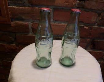 951c7cb8e0f1b Coca Cola Classic 8oz Circa 1986 glass bottles