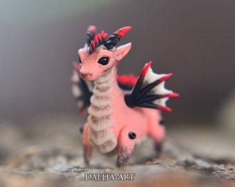 Miniature bjd dragon