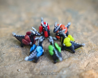 Little Dragons figurines