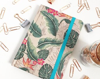 Tiki Palm notebook