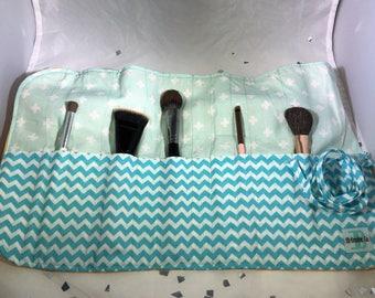Makeup Brush Rollup