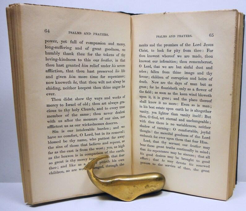 1844 Twenty One Prayers Psalms Sick Afflicted Rev  James Slade Christian  Scarce