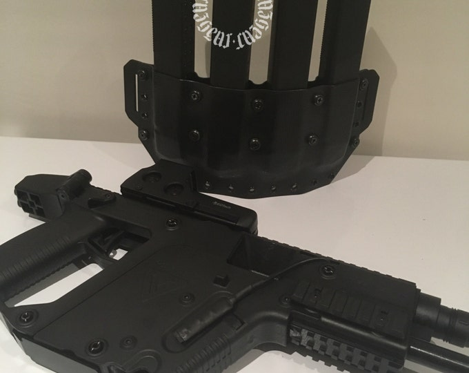Quadruple Kriss Vector Raptor Mag Pouch