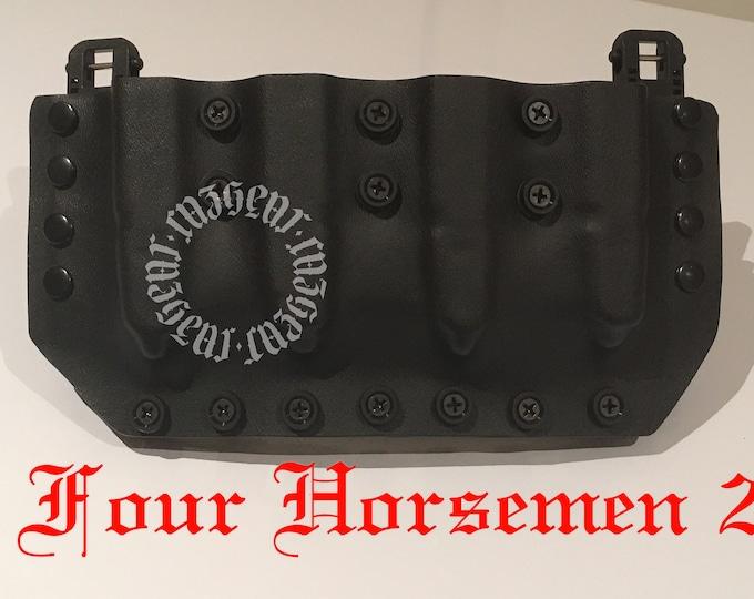 Four Horsemen 2 for Glock 17/19/23 Ammo Rig (LEGACY ORDER ONLY)