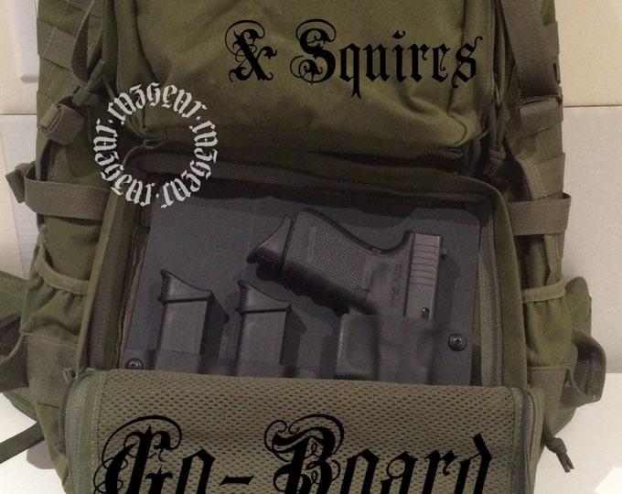 Glock 19/23/32 Go Board