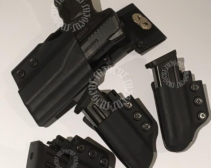 HK P30 RevTac / MagTac Holster Combo (custom order)