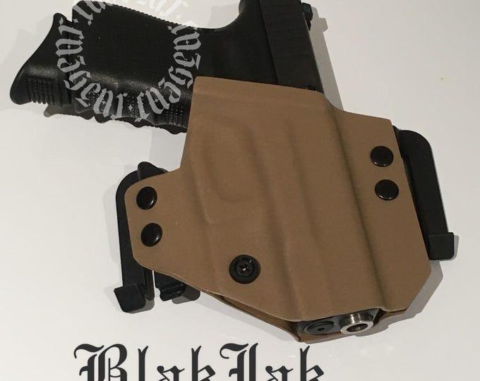BlakJak Slim holster in Flat Dark Earth (NEWMODEL!) . Click on variations when ordering.
