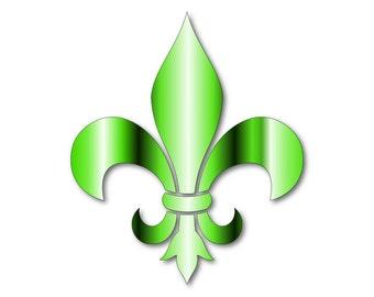 Fleur de lis svg, svg files for cricut, files for silhouette, clipart, cut files, cricut designs, silhouette designs, svg monogram