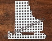 Ice Skate Plastic Canvas Cut Outs Winter Plastic Canvas Ice Skate Needlepoint Shape
