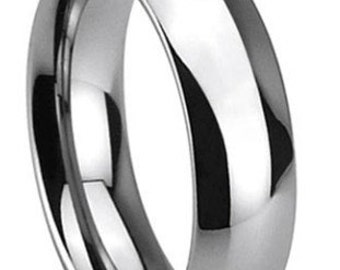 Tungsten Ring Classic Design FREE SHIPPING