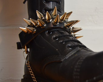 Spiked Boot Strap ( Pre-Order )
