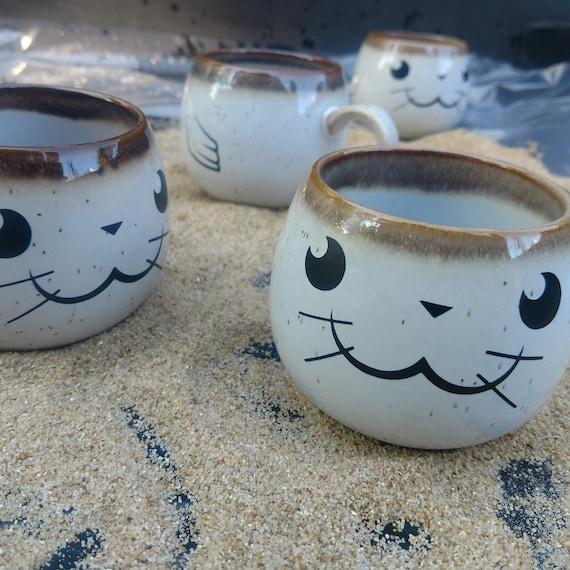 Cute Seal Mug