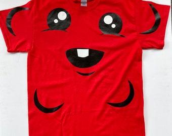 Binding of Isaac Baby Plum Boss Graphic Shirt