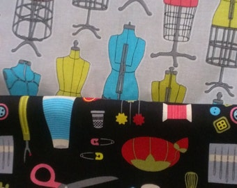Custom Sewing and Mannequin Themed Skirts