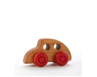 Wooden Toy Car - VW
